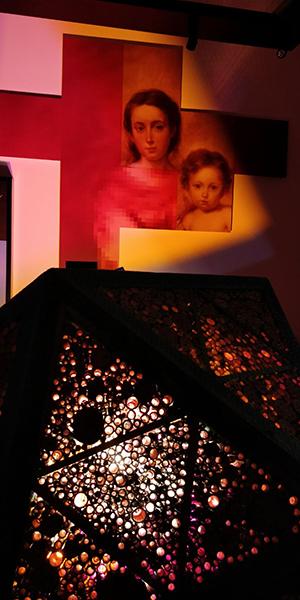 Azuljardines_educacionambiental_meteorito-iluminado-2