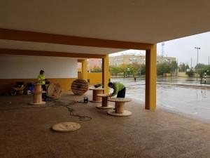 azuljardines_ceipAntonioMachado_zona activiades_preparacion 2